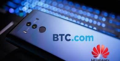 Huawei Bitcoin