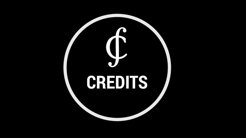 Que es Credits