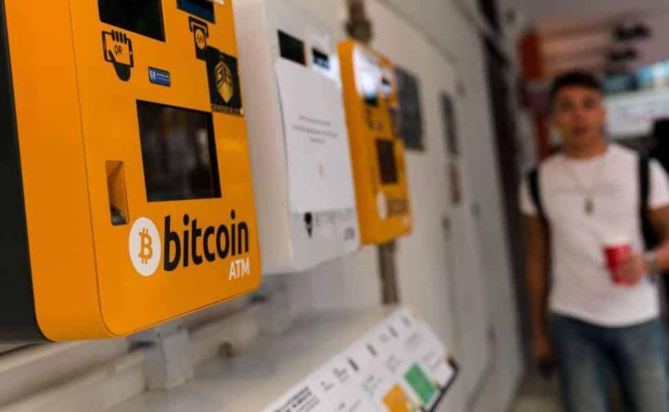 Bitcoin Cajeros ATM Automáticos Criptomonedas