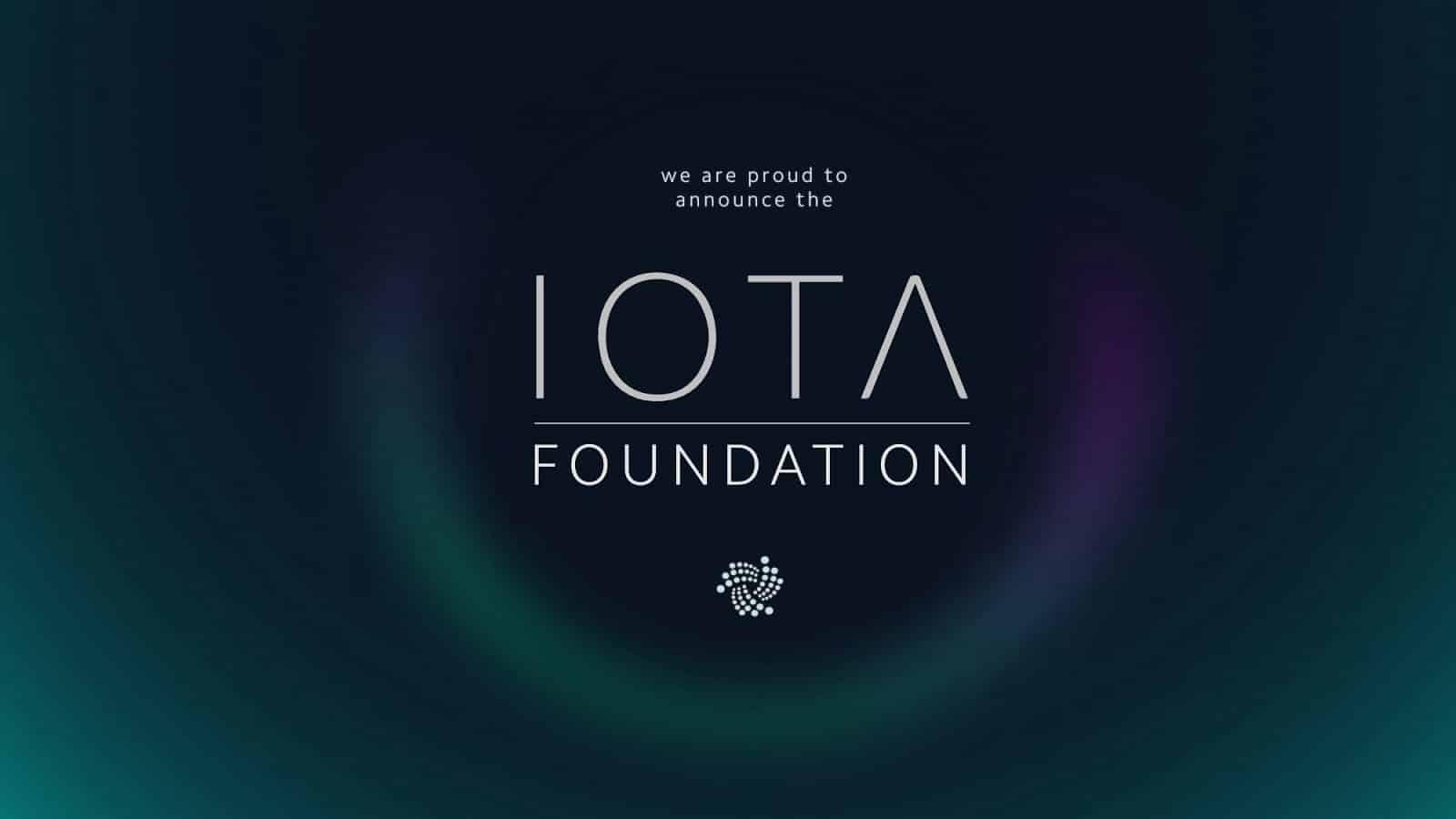 Fundacion IOTA en Alemania Cubre Economica