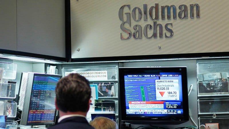 Goldman Sachs Bitcoin Noticia Falsa