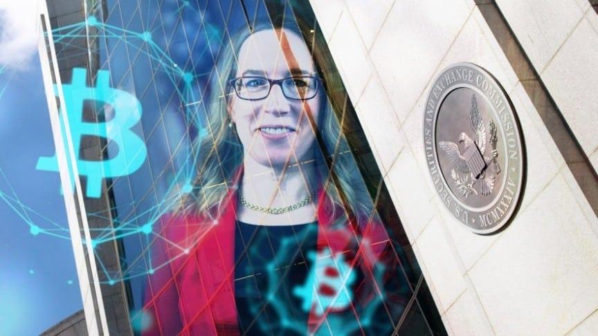 Hester Peirce SEC Bitcoin Criptomonedas