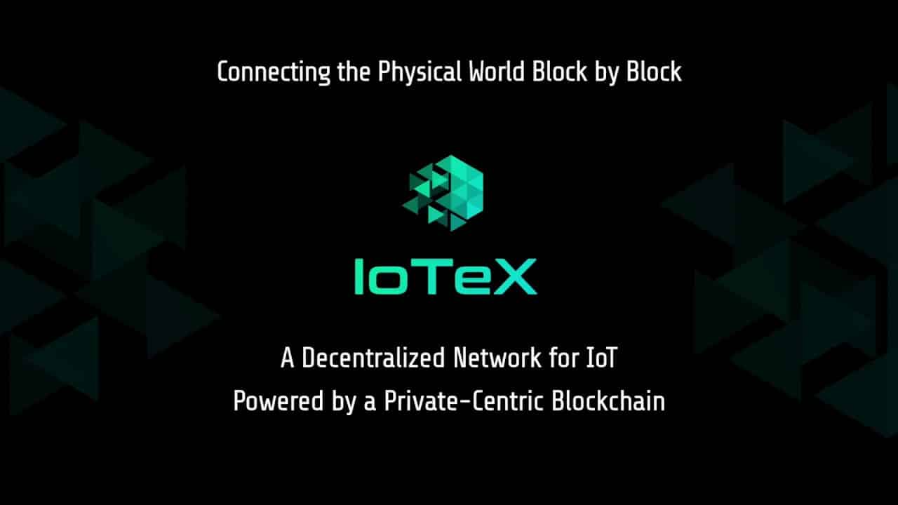 Iotex recompensas tesnet