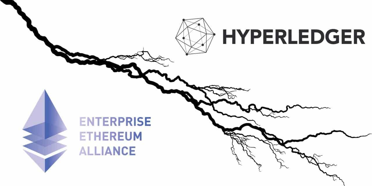 Alianza Ethereum y Hyperledger Aliance