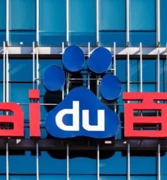 Baidu TRON trx