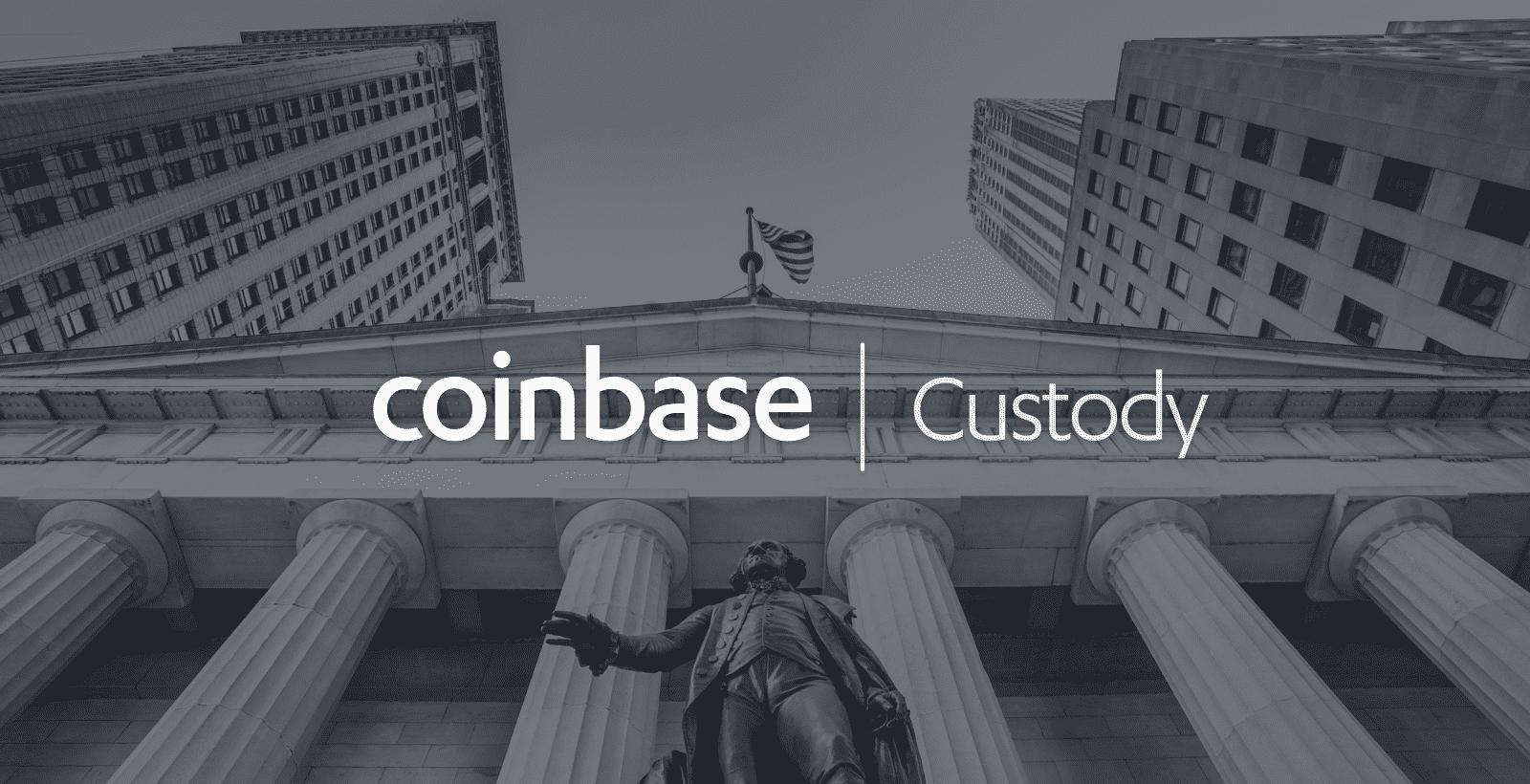 Coinbase Custody Licencia Operar