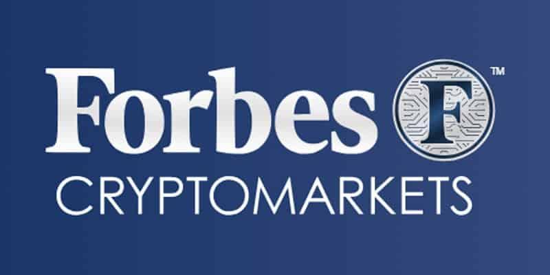 Forbes CryptoMarkets CoinMarketCap