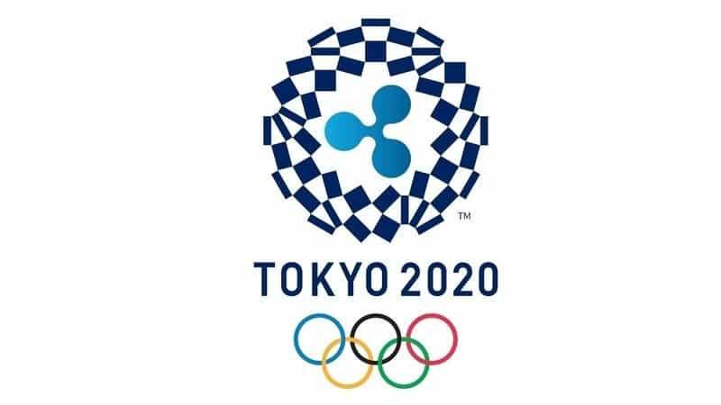 Ripple (XRP) Juegos Olimipicos Tokio 2020