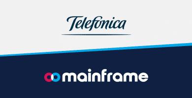 Telefonica Mainframe Blockchain