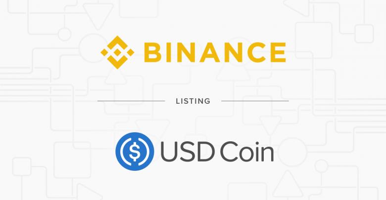 Binance USD Coin
