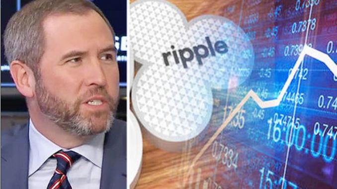 Brad Garlinghouse ripple XRP