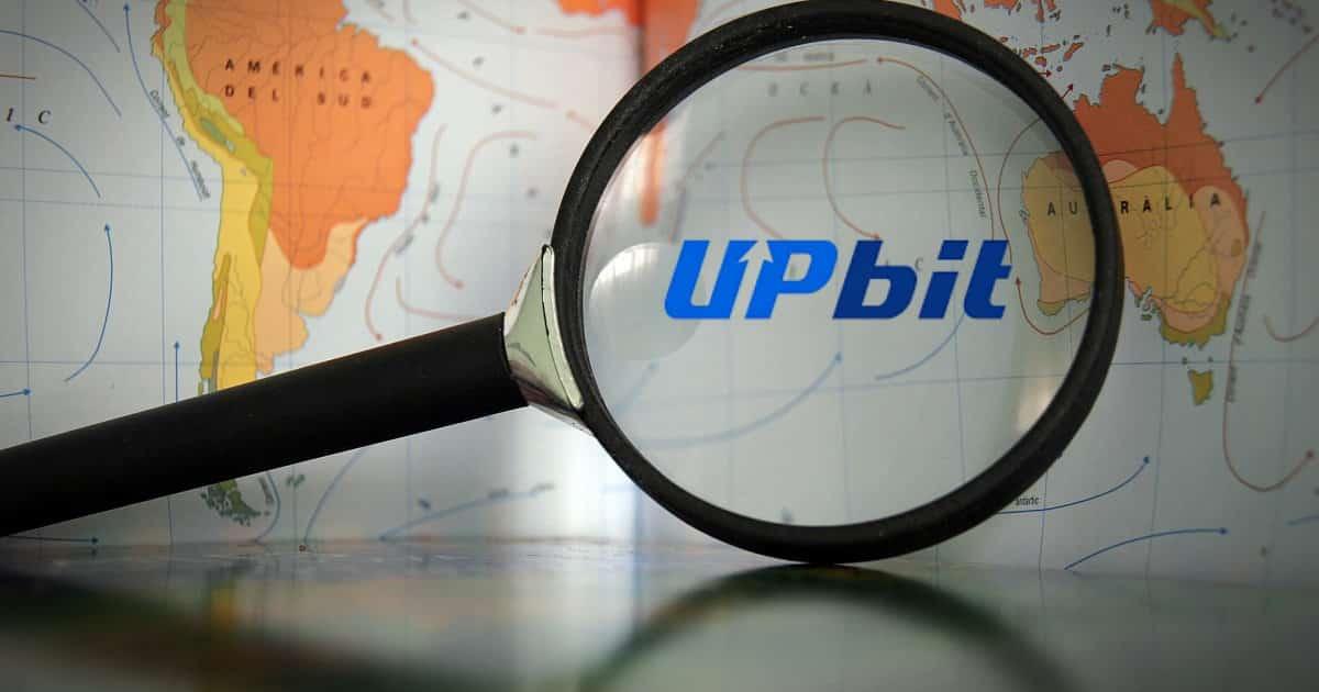 UpBit Tailandia
