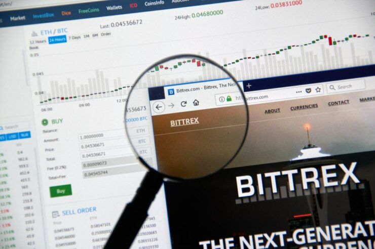 Bittrex OTC Exchange