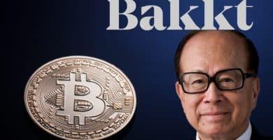 Hong Kong, Li Ka-shing Invierte Bakkt ICE