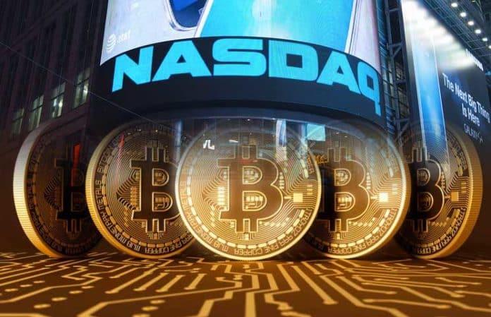 NASDAQ Bitcoin BTC Ethereum ETH
