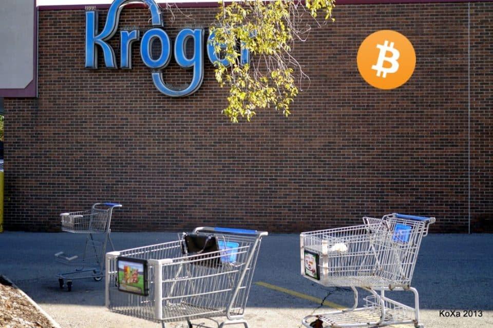 Bitcoin Kroger BTC VISA