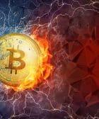 Bitcoin (BTC) alcanza 9000 dólares