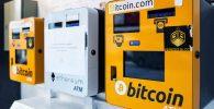 Bitcoin BTC cajeros automáticos crecimiento