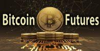 Bitcoin futuros BTC record