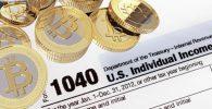 IRS impuestos Bitcoin BTC