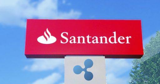 OnePay Ripple Banco Santander