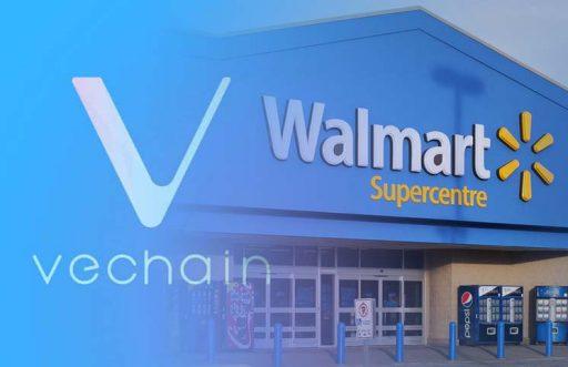 VeChain colaboración VET Walmart China