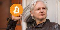WikiLeaks Bitcoin BTC 46$ millones